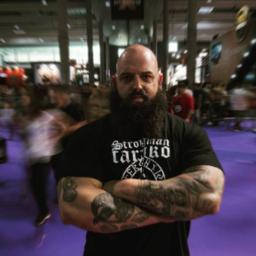 Strongman Tarrako - La motivación de ser el más fuerte de España