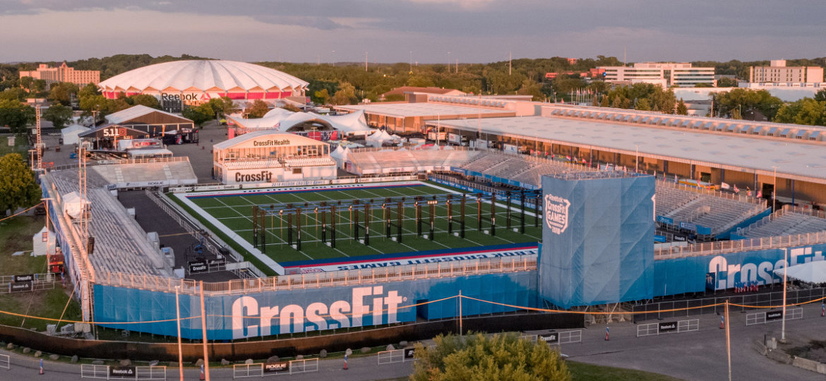 Welcome to the 2019 CrossFit Games Season