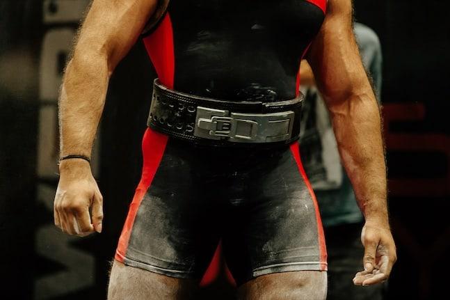 cinturon crossfit