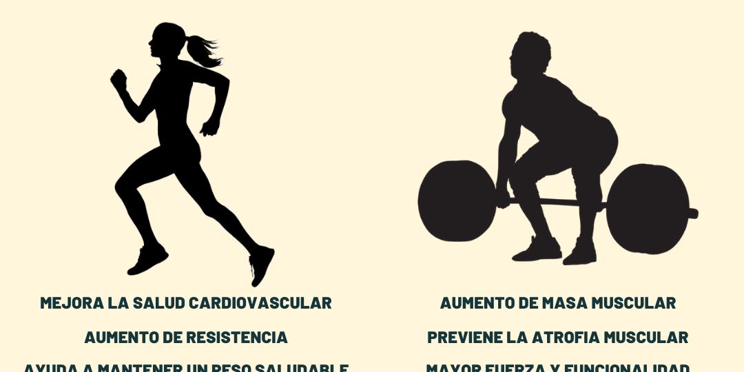 Beneficios del ejercicio cardiovascular