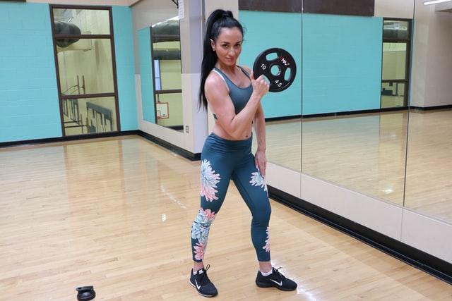 ejercicios con peso libre