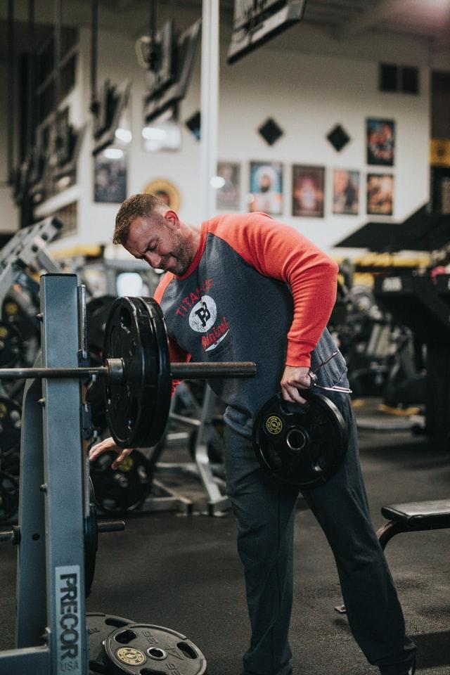 carga de entrenamiento deportivo