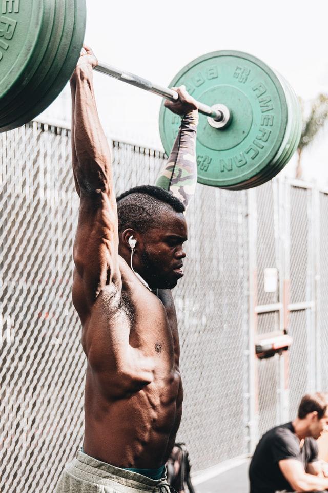 entrenamiento de fuerza