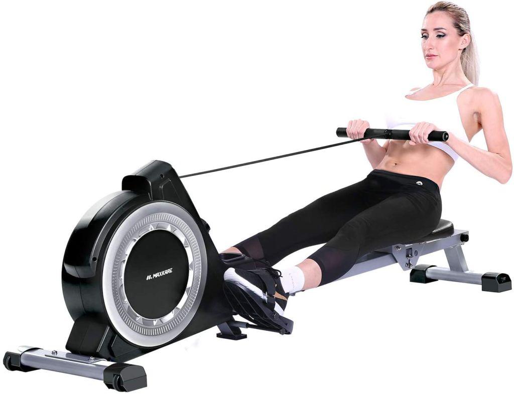 ¿Cómo perder peso extra con una máquina de cardio de gimnasio?