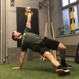 5 mejores ejercicios que puedes hacer para entrenar tu core en casa