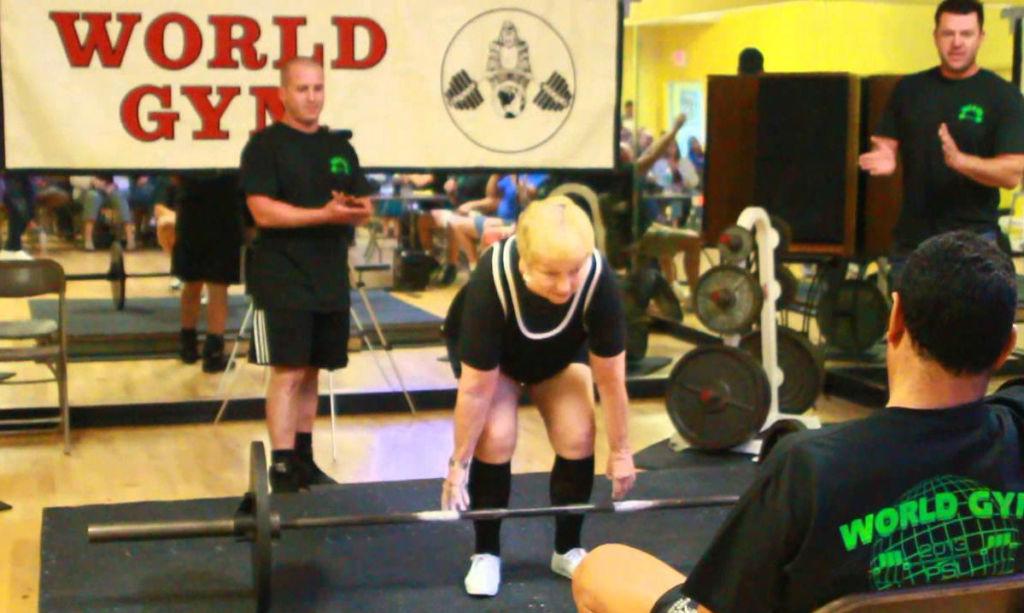 Ejercicio para ancianos: lo que pueden hacer los ancianos en el gimnasio:
